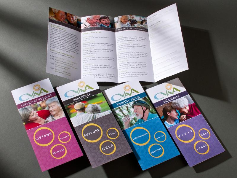 CVAA   Brochure Design