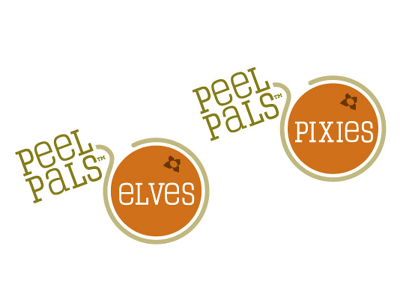 Hope for Women | Peel Pals Elves and Pixies Logo Designs