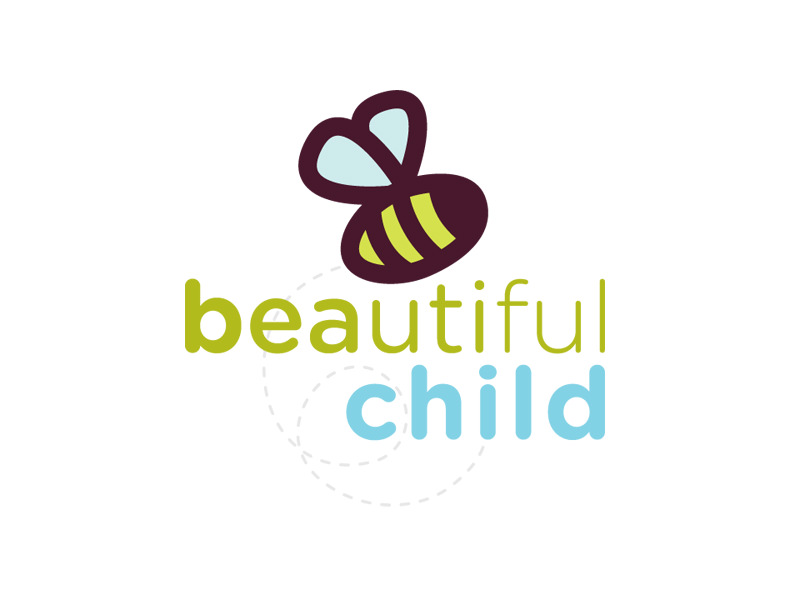 Logo Design for Beautiful Child by Interrobang Design