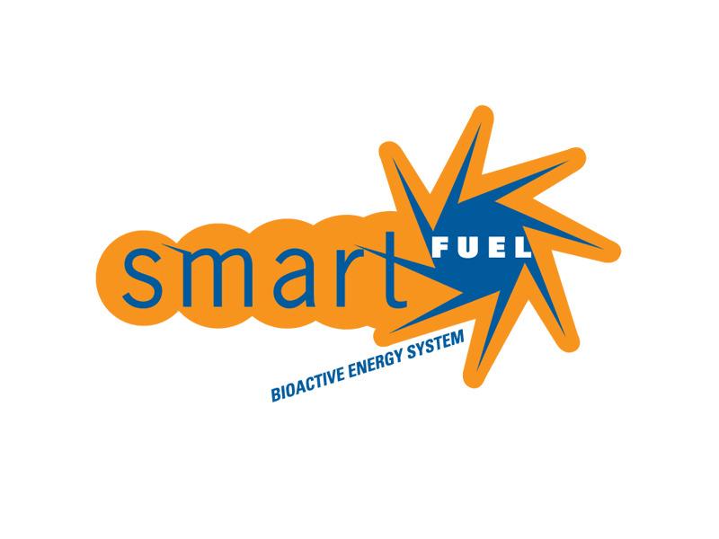 Product Logo Design for SmartFuel by Interrobang Design