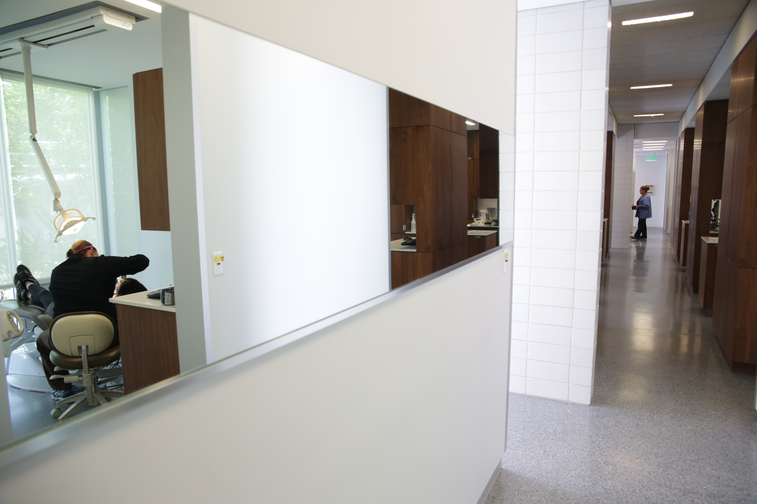 Northshore Dental #smilenorthshore Mirror