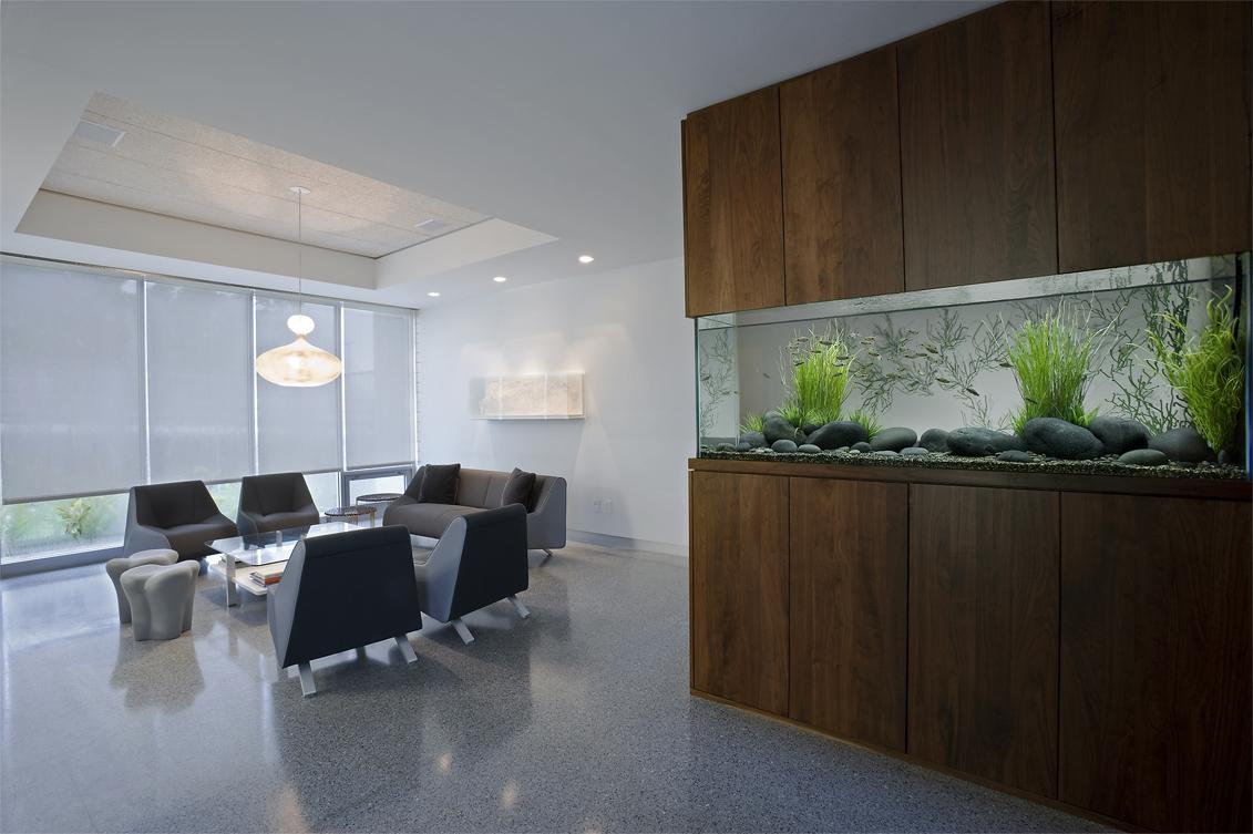 Northshore Dental Patient Lounge