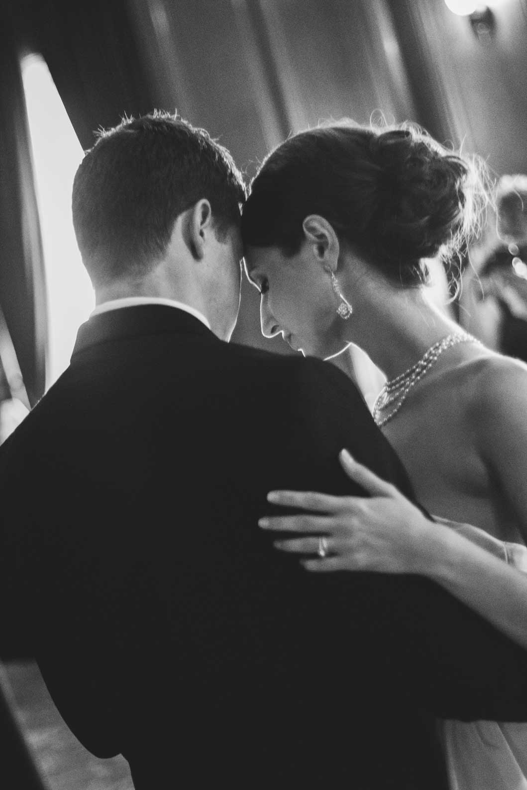 The first dance at the Columbus Atheneum