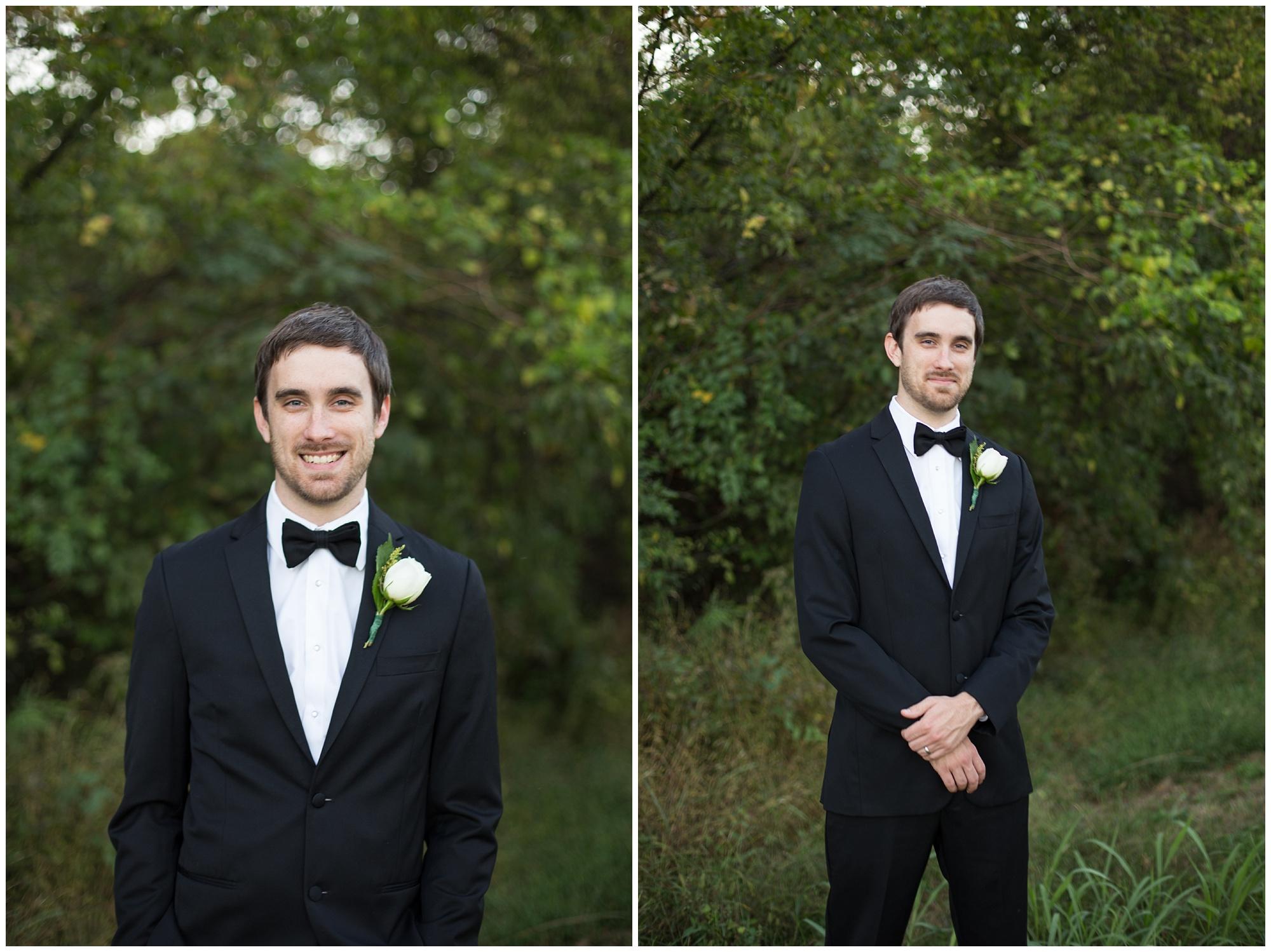 groom in fall