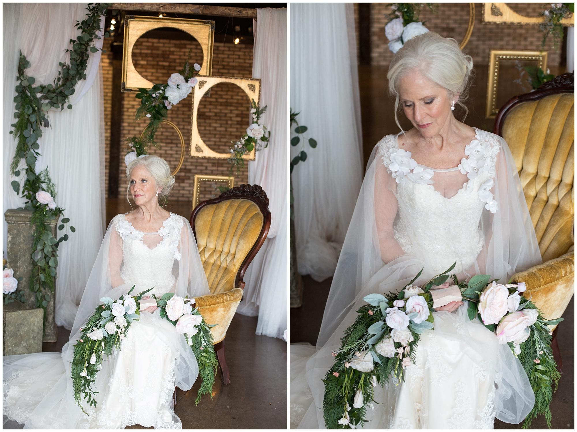 bridal vow renewal