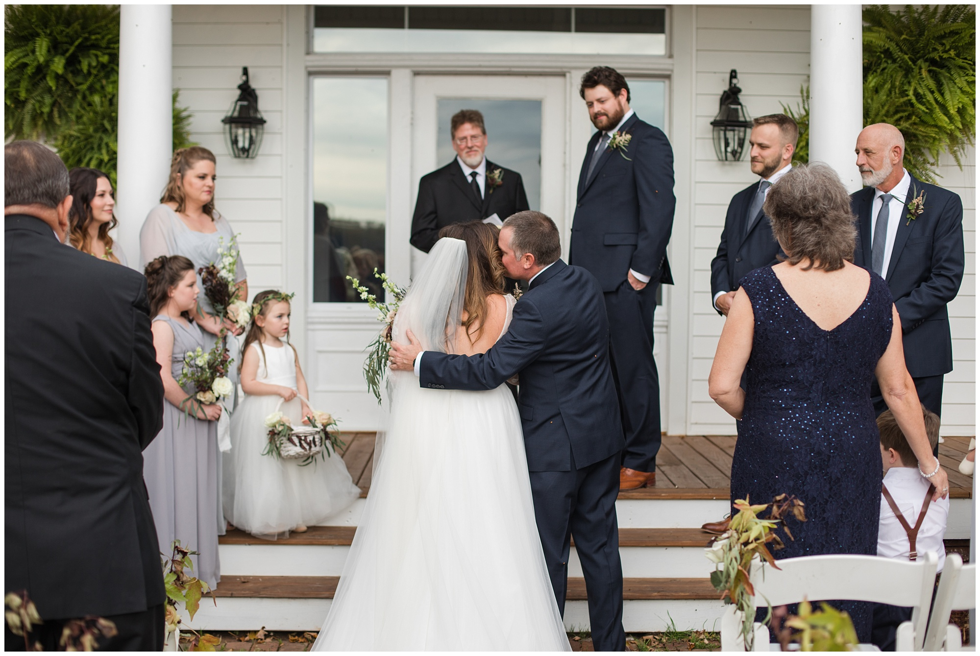 BROTHER GIVING AWAY BRIDE
