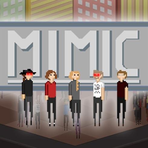 Mimic - Gemma Thomson & Daniel Nyberg2014-15Unreleased (Demo/Festival Game)