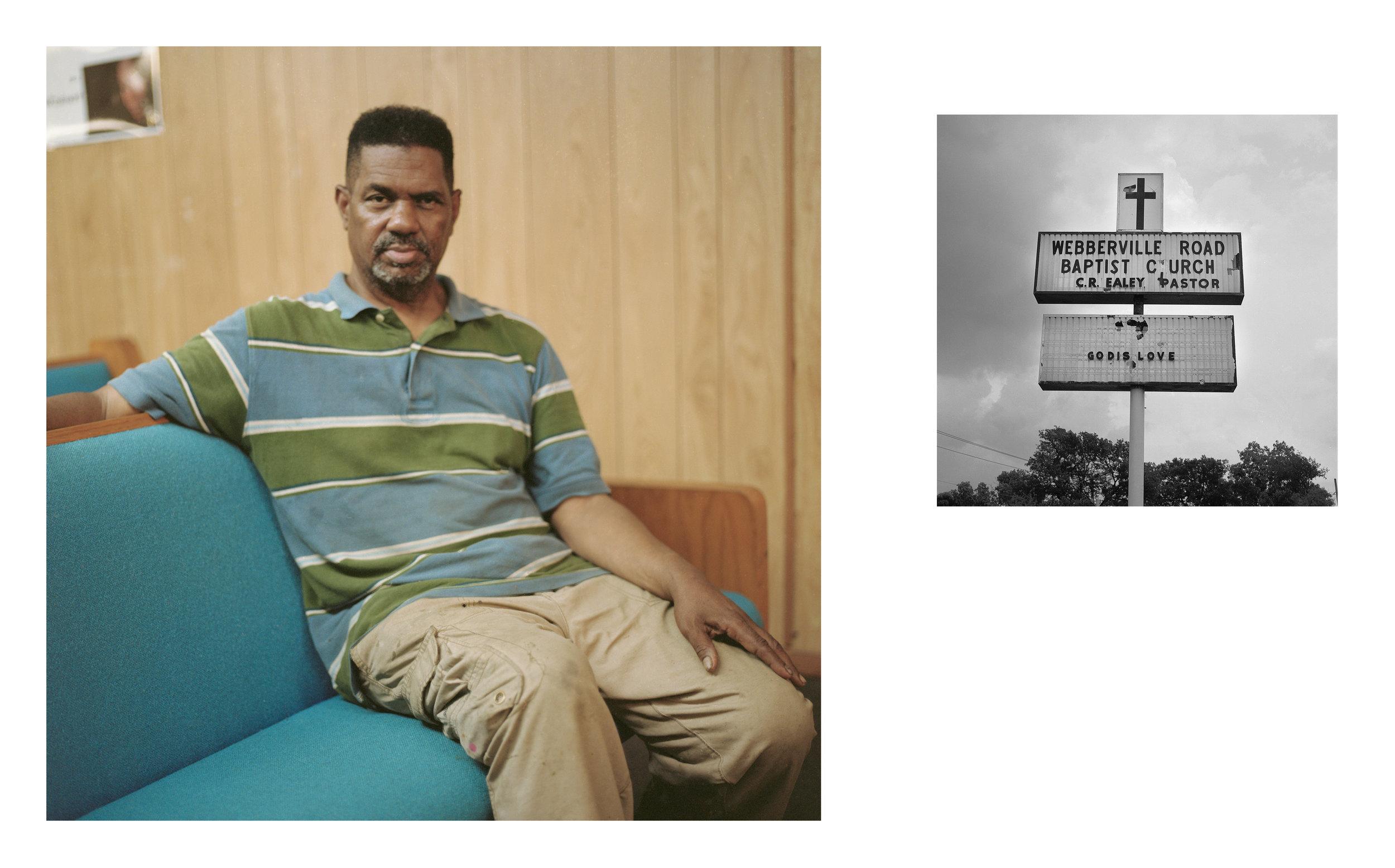 Pastor Charles (personal work)