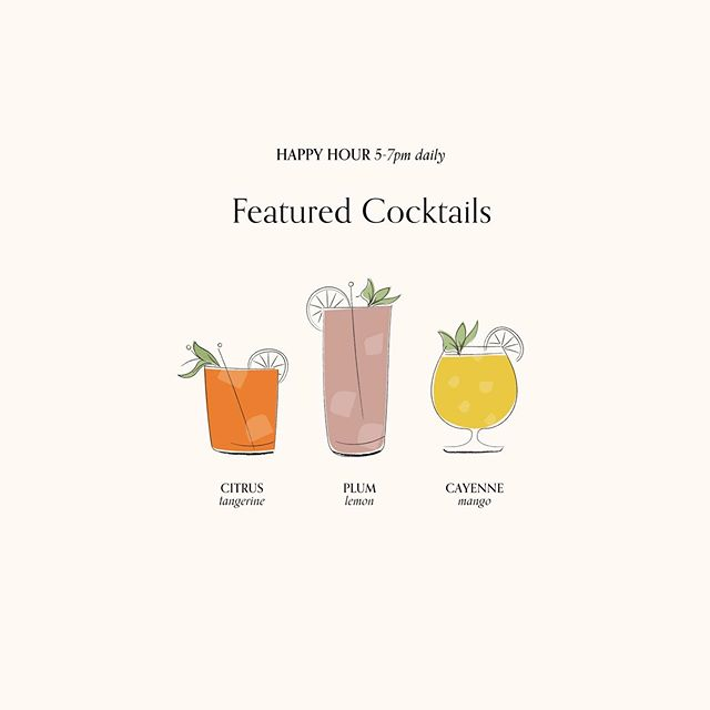 Happy fourth! Hope you're enjoying a summery cocktail (or mocktail) today 🍹🤗