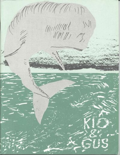 "cover of P4C text ""Kio and Gus"""
