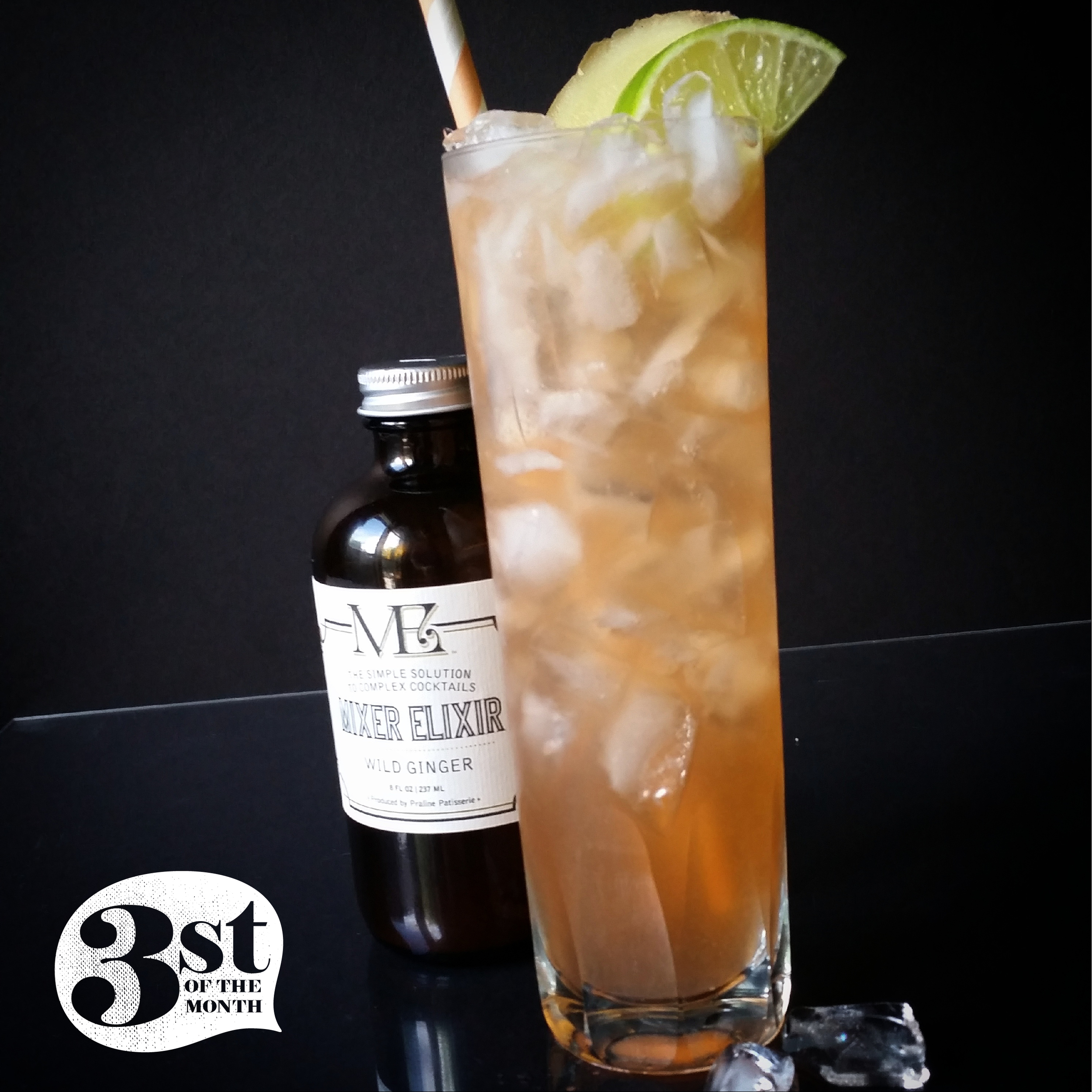 3st of the Month presents: the Biting Burro - a tequila take on a Moscow Mule