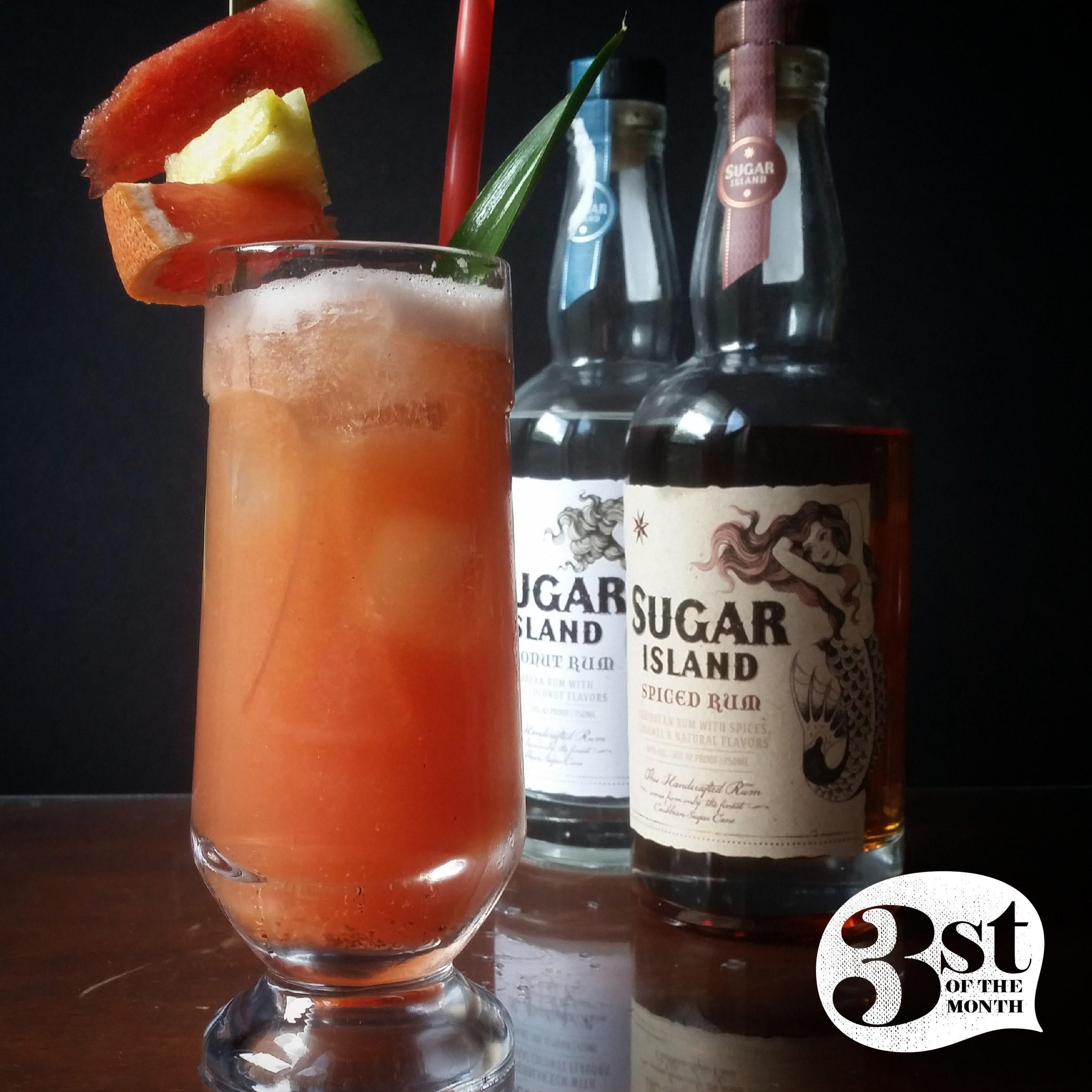 Tiki time! Essentials to a good Tiki Drink from 3st of the Month