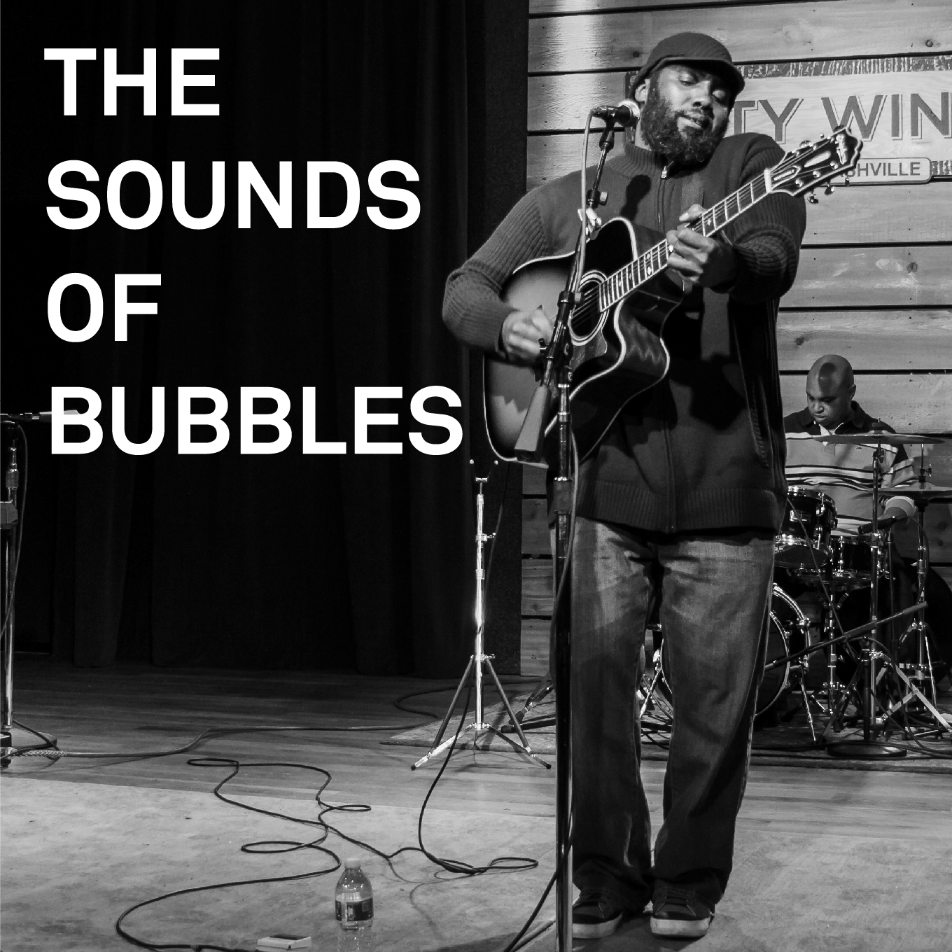 Listen to the sounds of 3st of the Month: Bubbles!