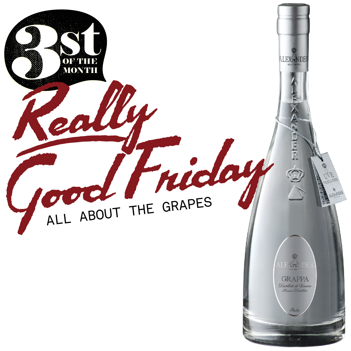 Grappa the Great | 3st of the Month
