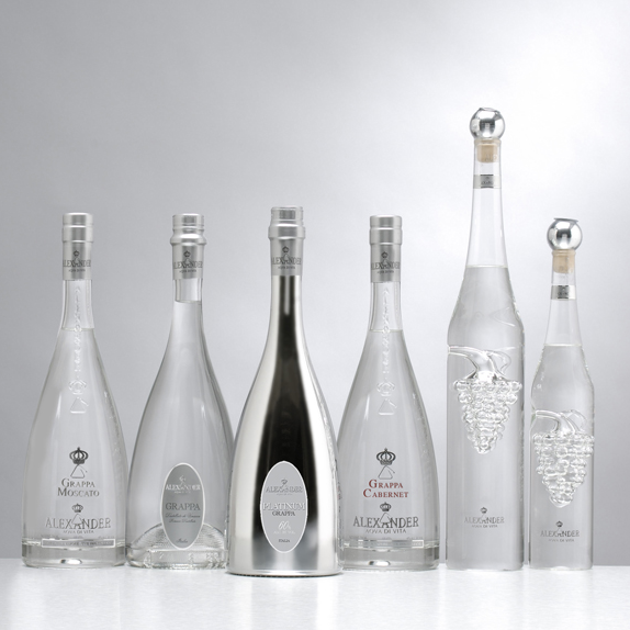 The Alexander Family of Grappa