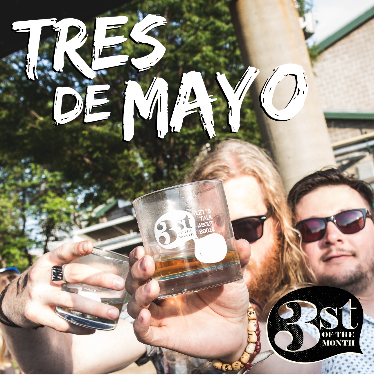3st of the Month | May 3st | Tres de Mayo