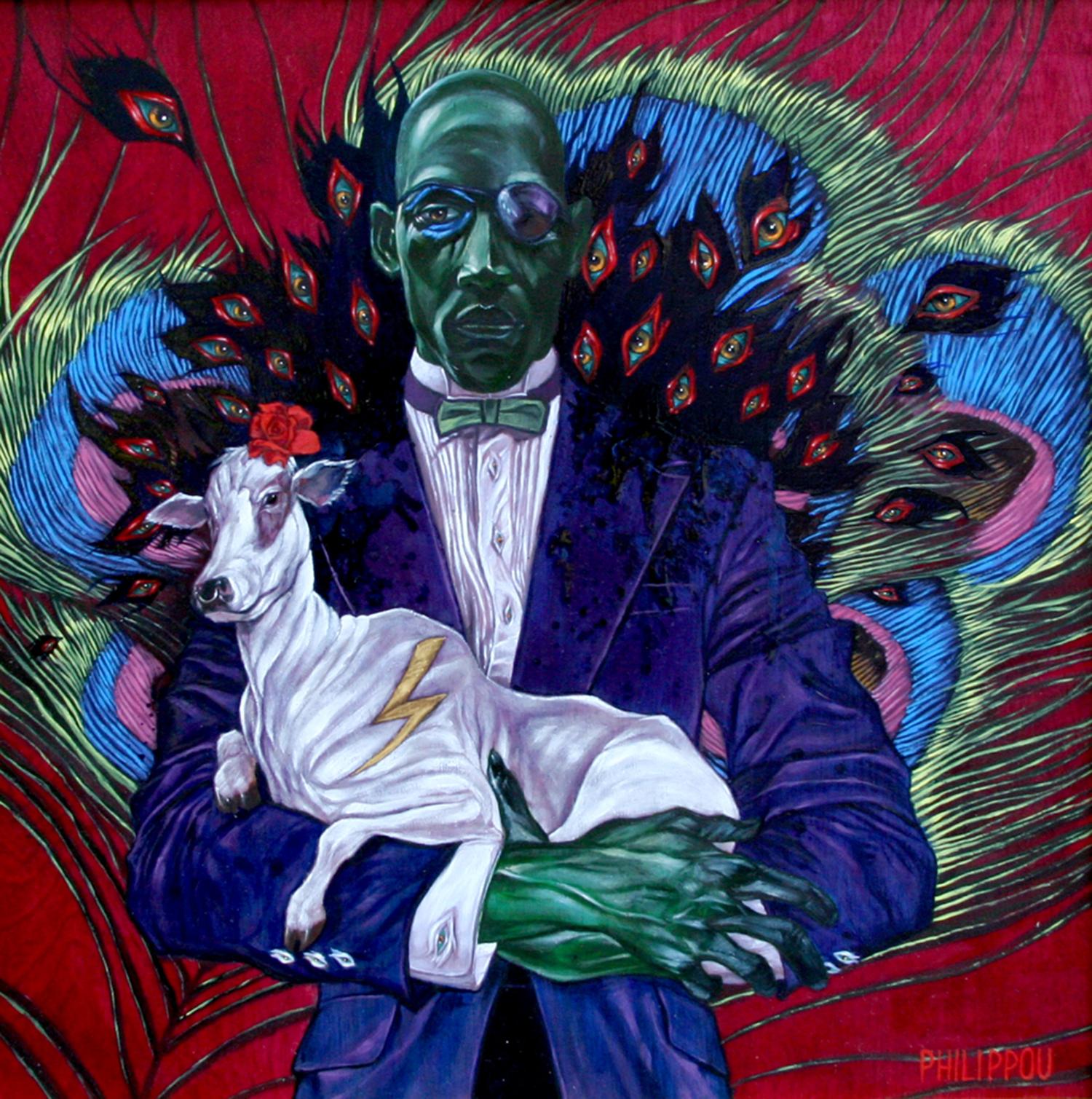 PORTRAIT OF ARGUS & IO