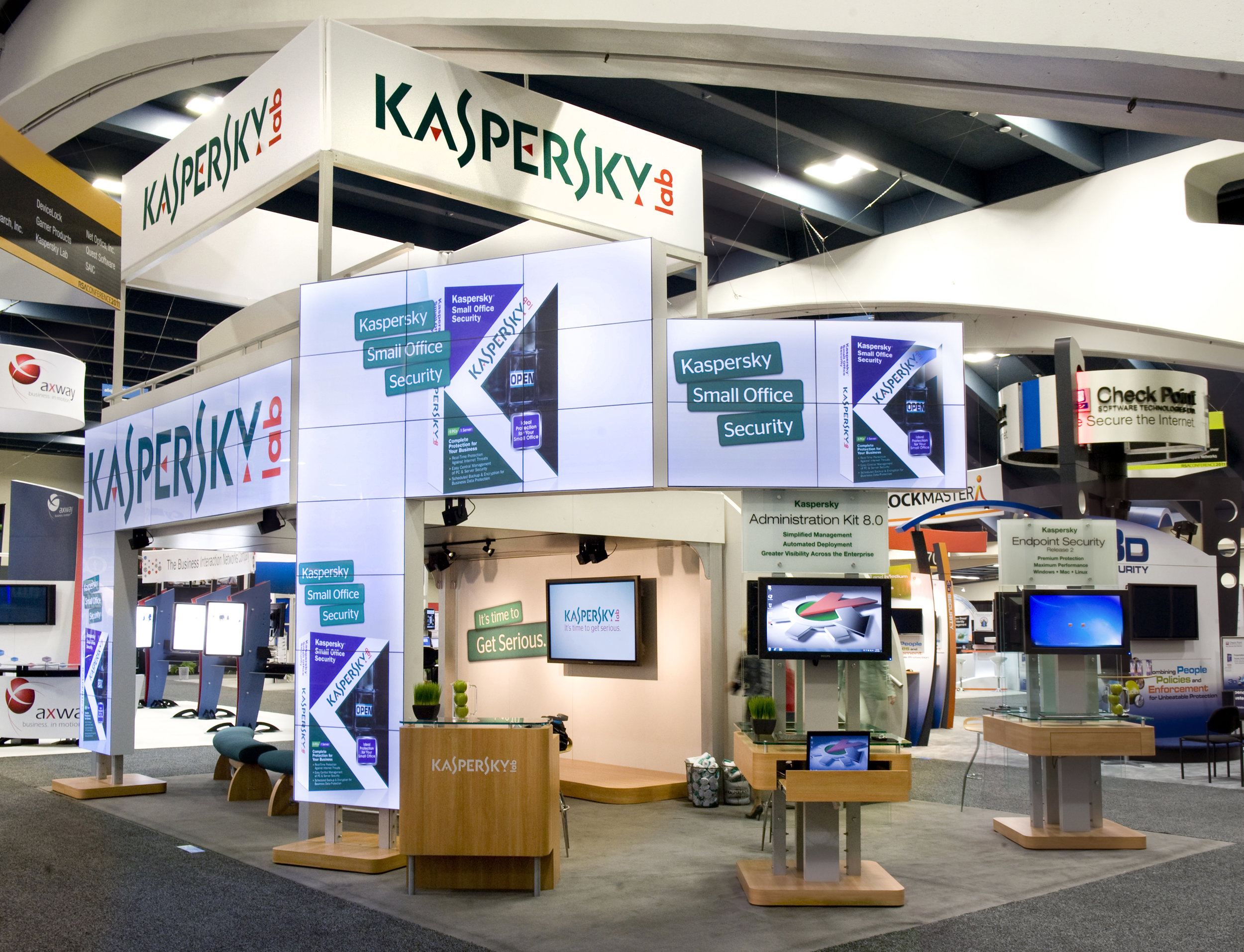 KASPERSKY LAB - EVENT
