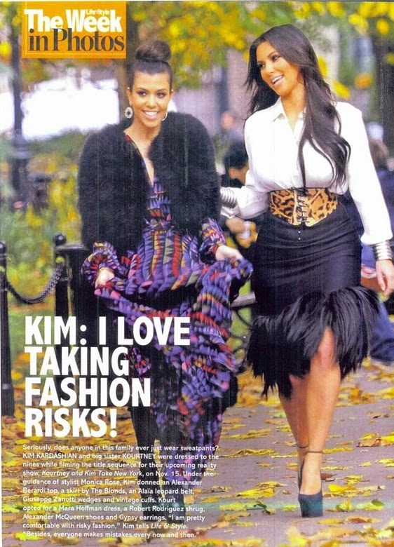 MONICA ROSE FASHION STYLIST KIM KARDASHIAN
