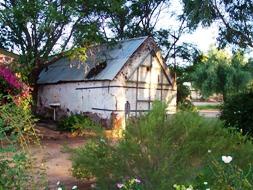 on Bibra Cottage