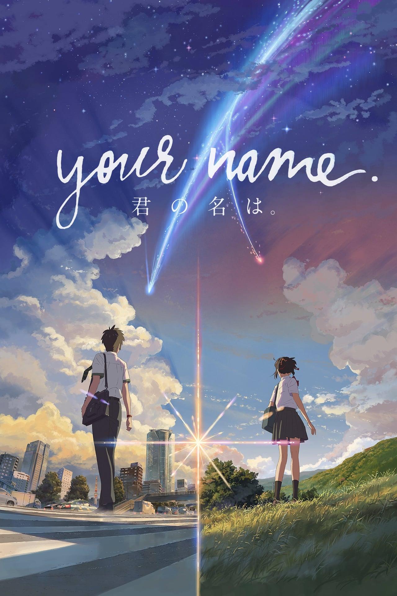 Kimi No Na Wa (Your Name) by Makoto Shinkai