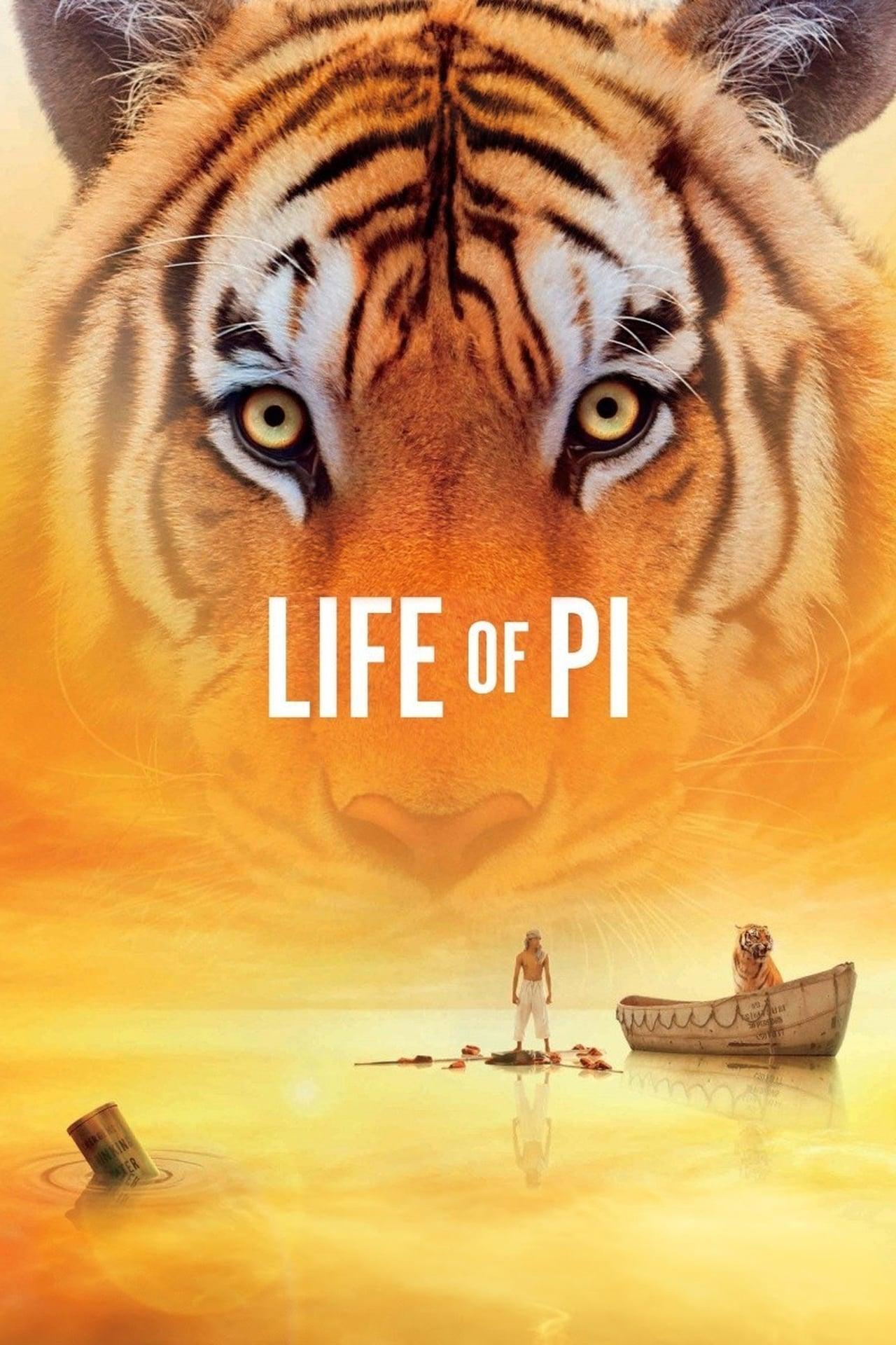 Life of Pi by Ang Lee