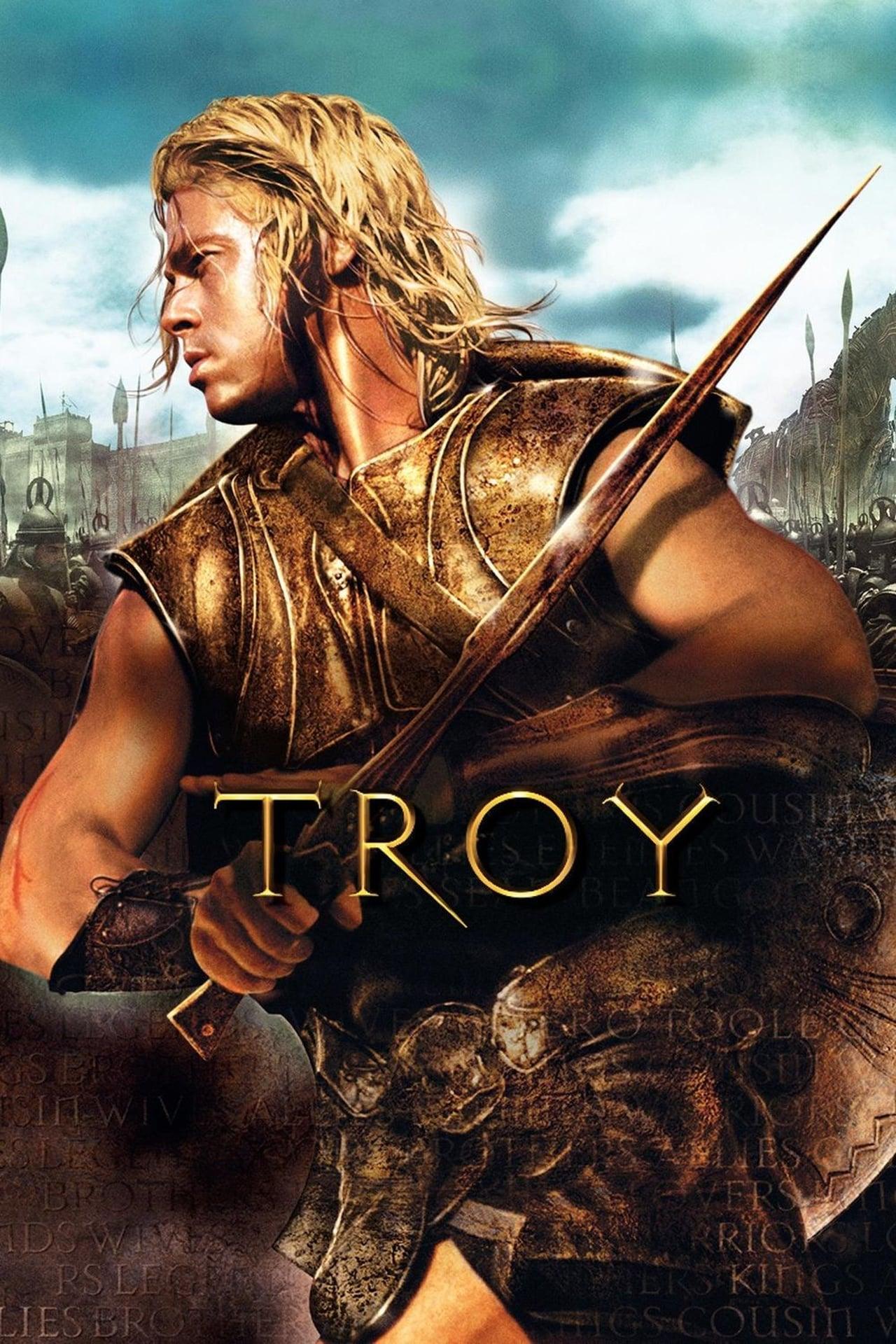 Troy by Wolfgang Petersen