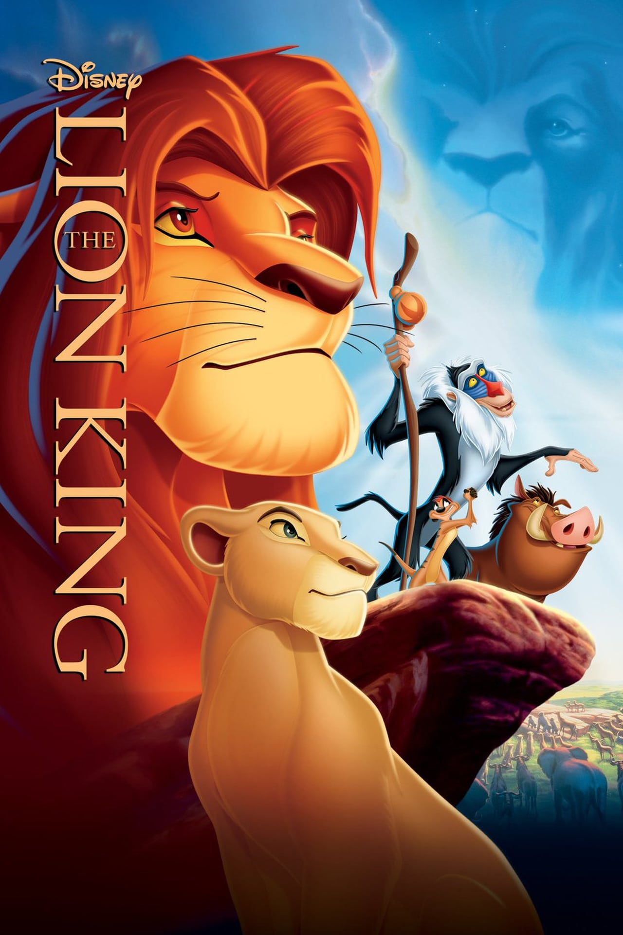 The Lion King (1994) By Disney