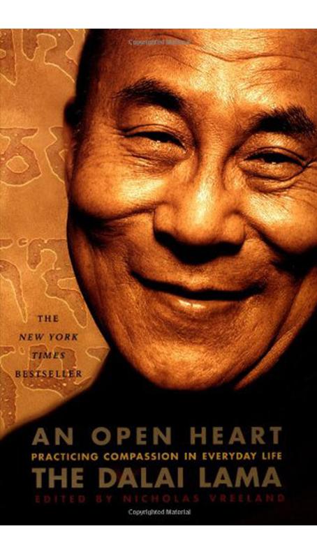 An Open Heart By The Dalai Lama
