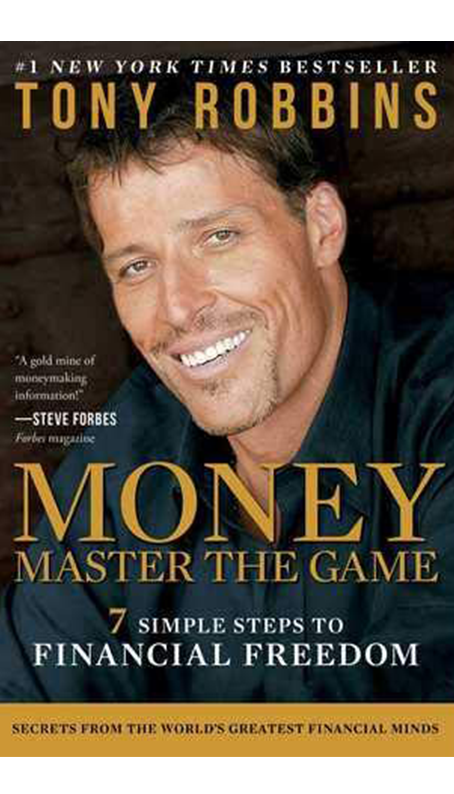 Money, Master The Game by Tony Robbins