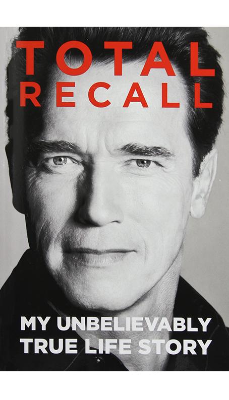 Total Recall by Arnold Schwarzenneger