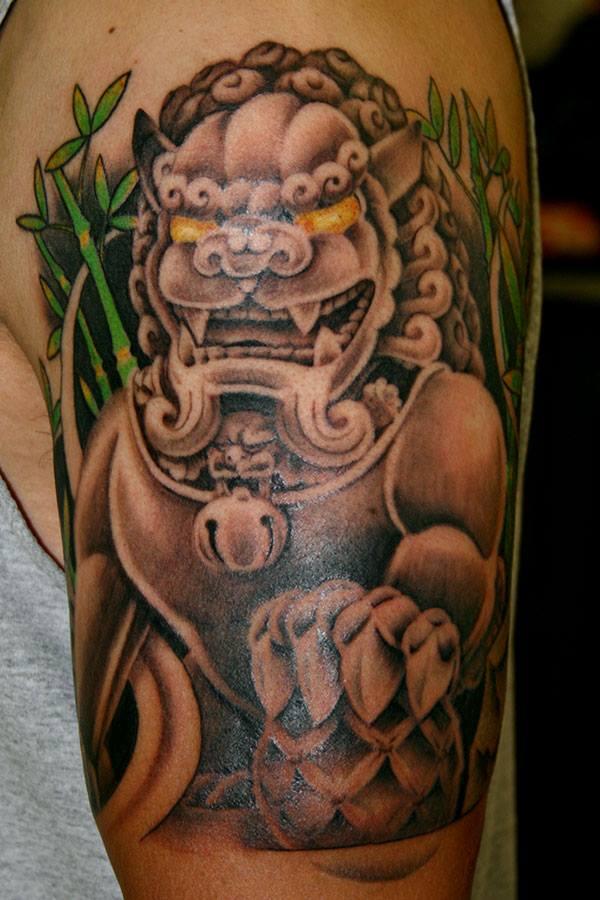 Fu Lion