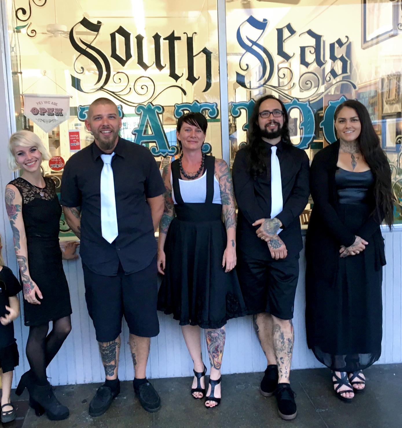 Tattoo Crew 2015