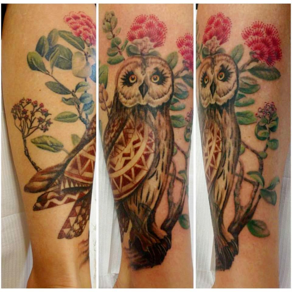 Ohia Pueo tattoo.jpg