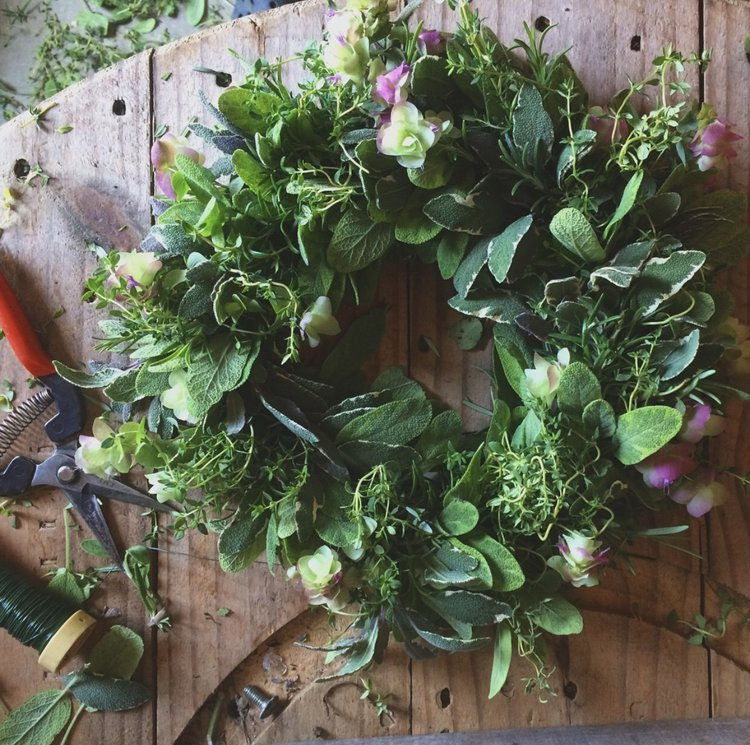 Pisarcik Flower Farm and Greenhouse Herb Wreath Workshop - August 11, 20191 PM at the Pisarcik Booth in the Bosch Building Parking Lot$35REGISTER HERE