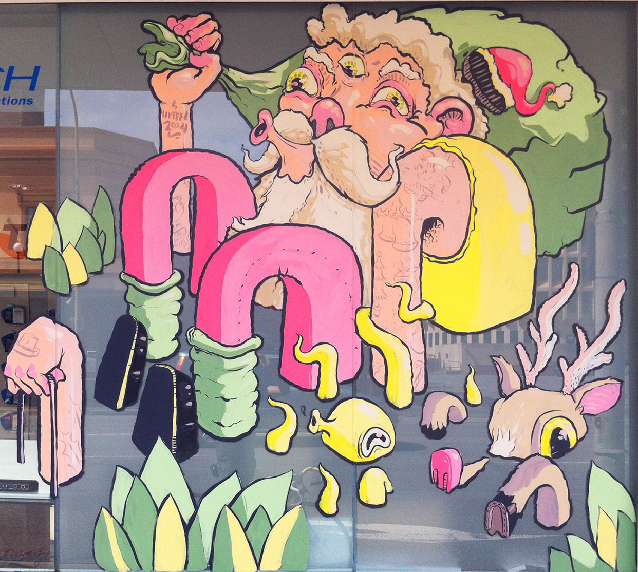 Alex Ball (Umpel) -The Corner Store Gallery