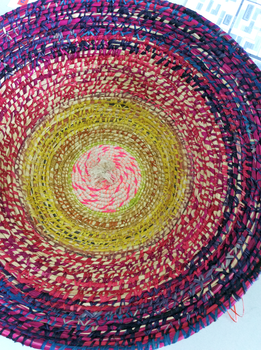 Drawing and Coil Weaving