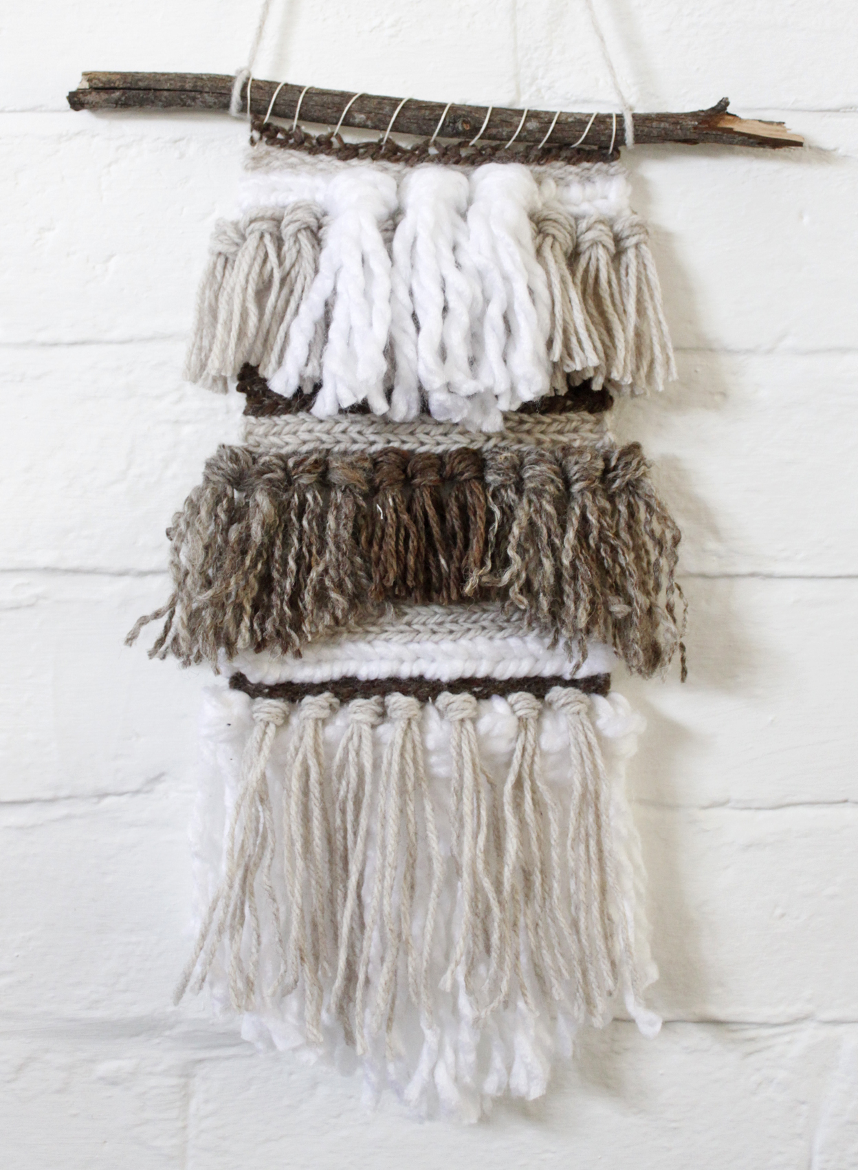 Woven Wall Hanging Workshop, The Corner Store Gallery, Orange NSW