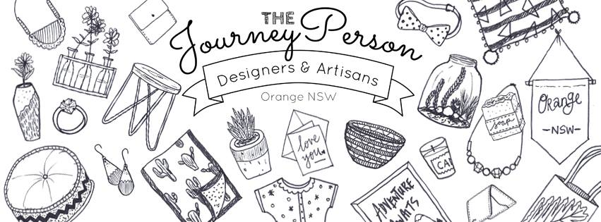 The Journey Person Hand Made Market, The Corner Store Gallery, Orange NSW