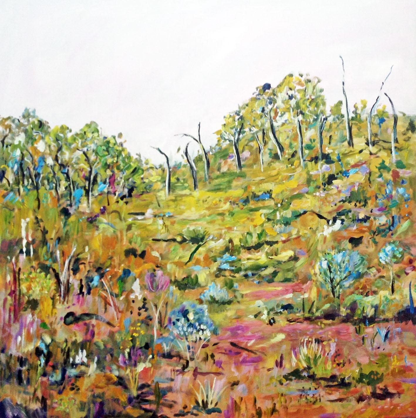 Australian Artist Kathleen Lane - The Corner Store Gallery, Orange NSW