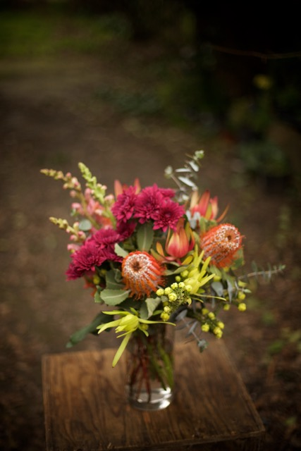 Flower Arranging Workshop with Megan Claire Floral Design - The Corner Store Gallery, Orange NSW