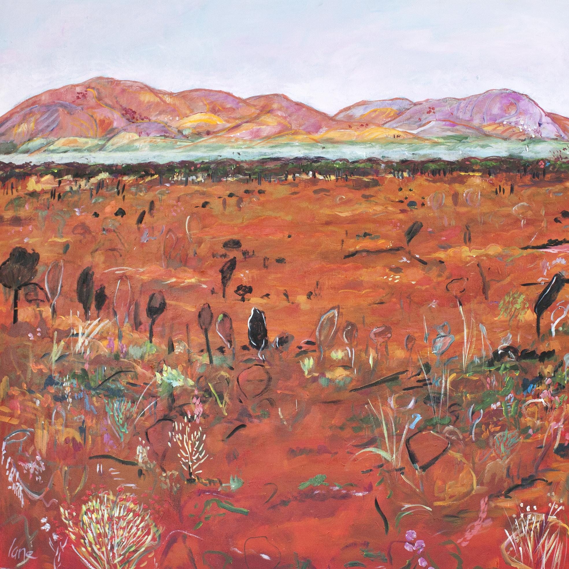 Kathleen Lane - The Corner Store Gallery, Orange NSW