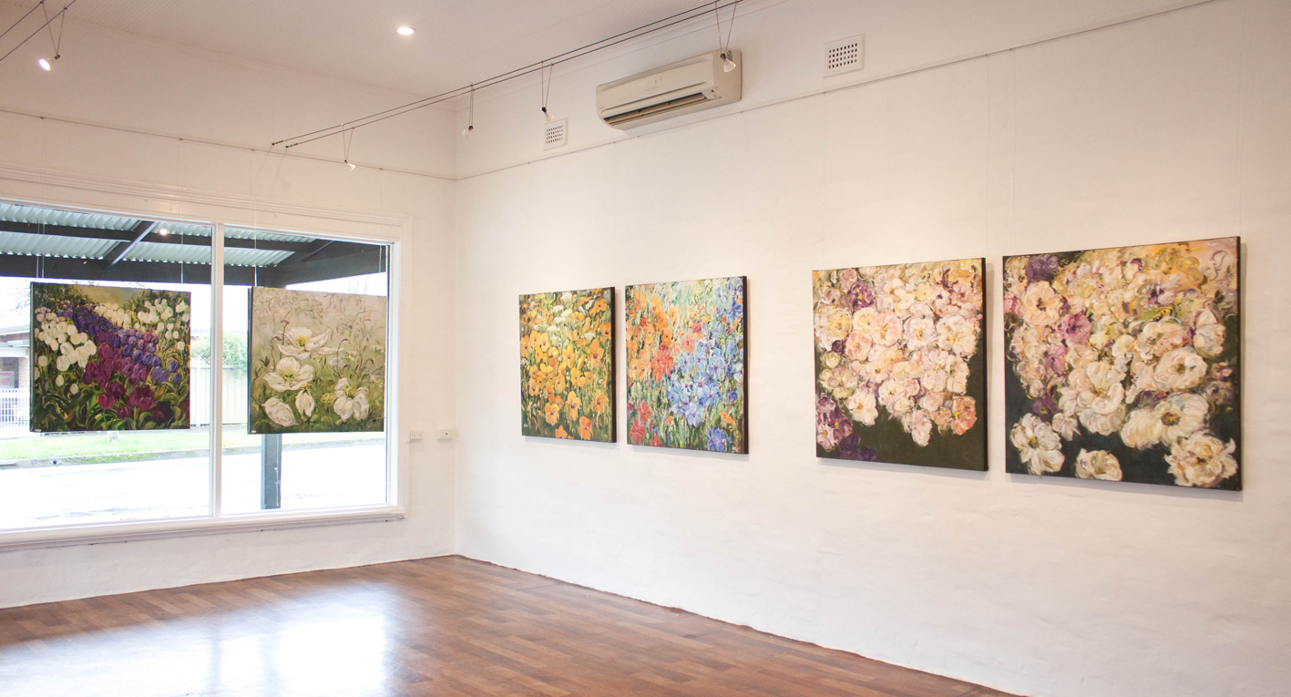 Australian Artist Kate Lane - The Corner Store Gallery, Orange NSW