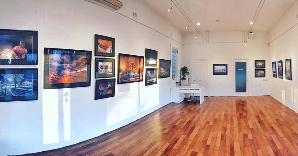 Kyle Manning photography exhibition - The Corner Store Gallery, Orange NSW