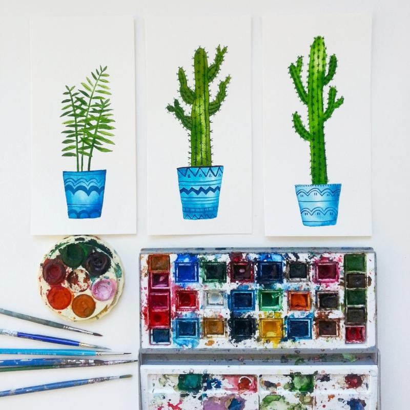 Watercolour Workshop - The Corner Store Gallery, Orange NSW