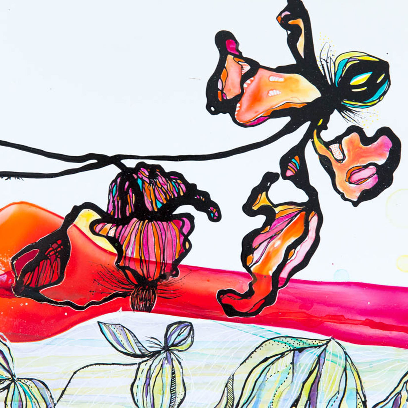 Australian Artist Fiona Chandler - The Corner Store Gallery, Orange NSW