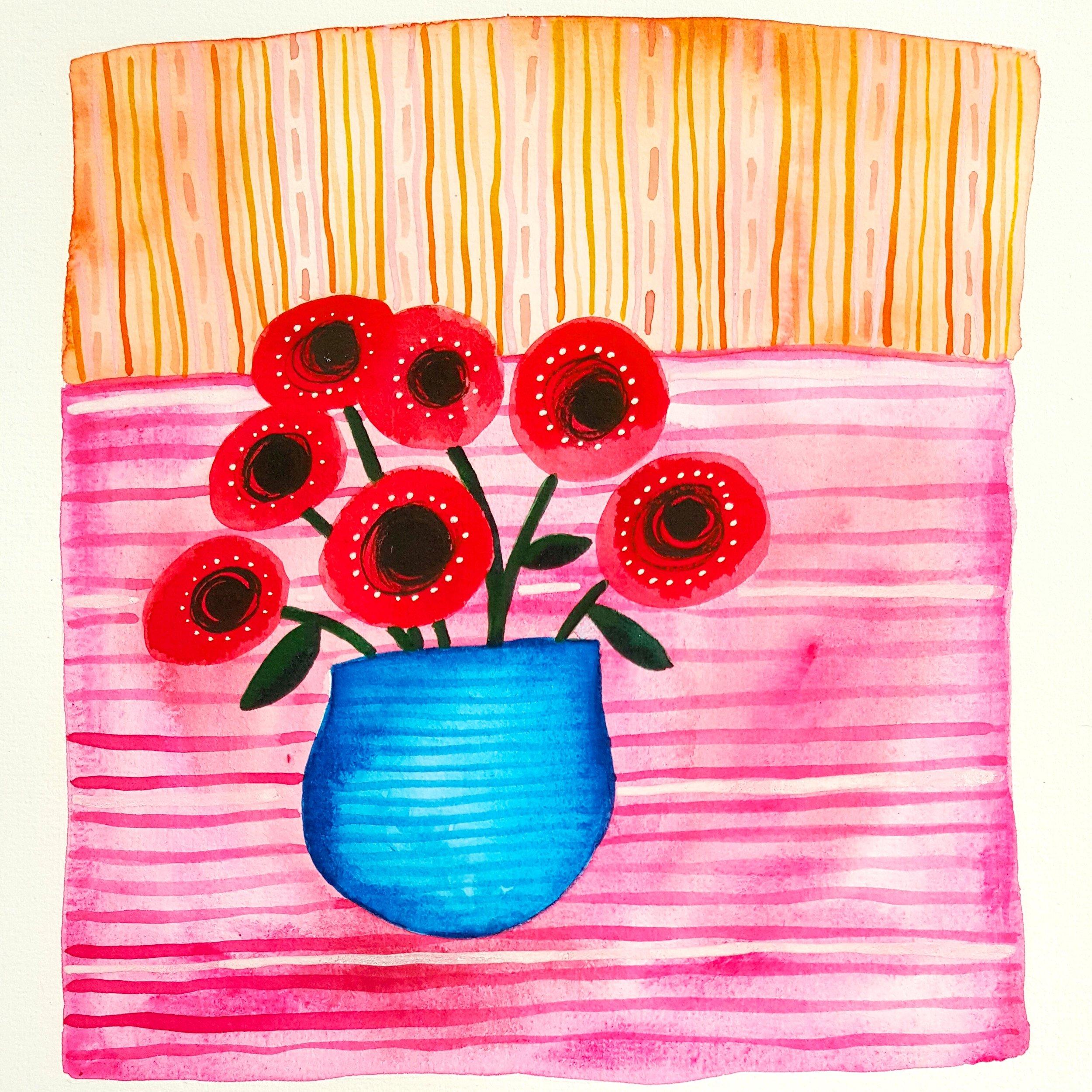 Australian Artist Shani Nottingham - The Corner Store Gallery, Orange NSW