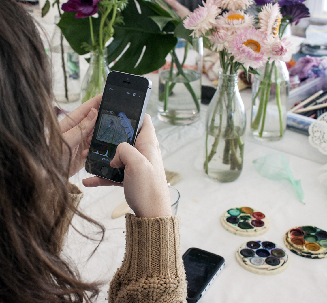 Instagram Workshop with Shani Nottingham - The Corner Store Gallery
