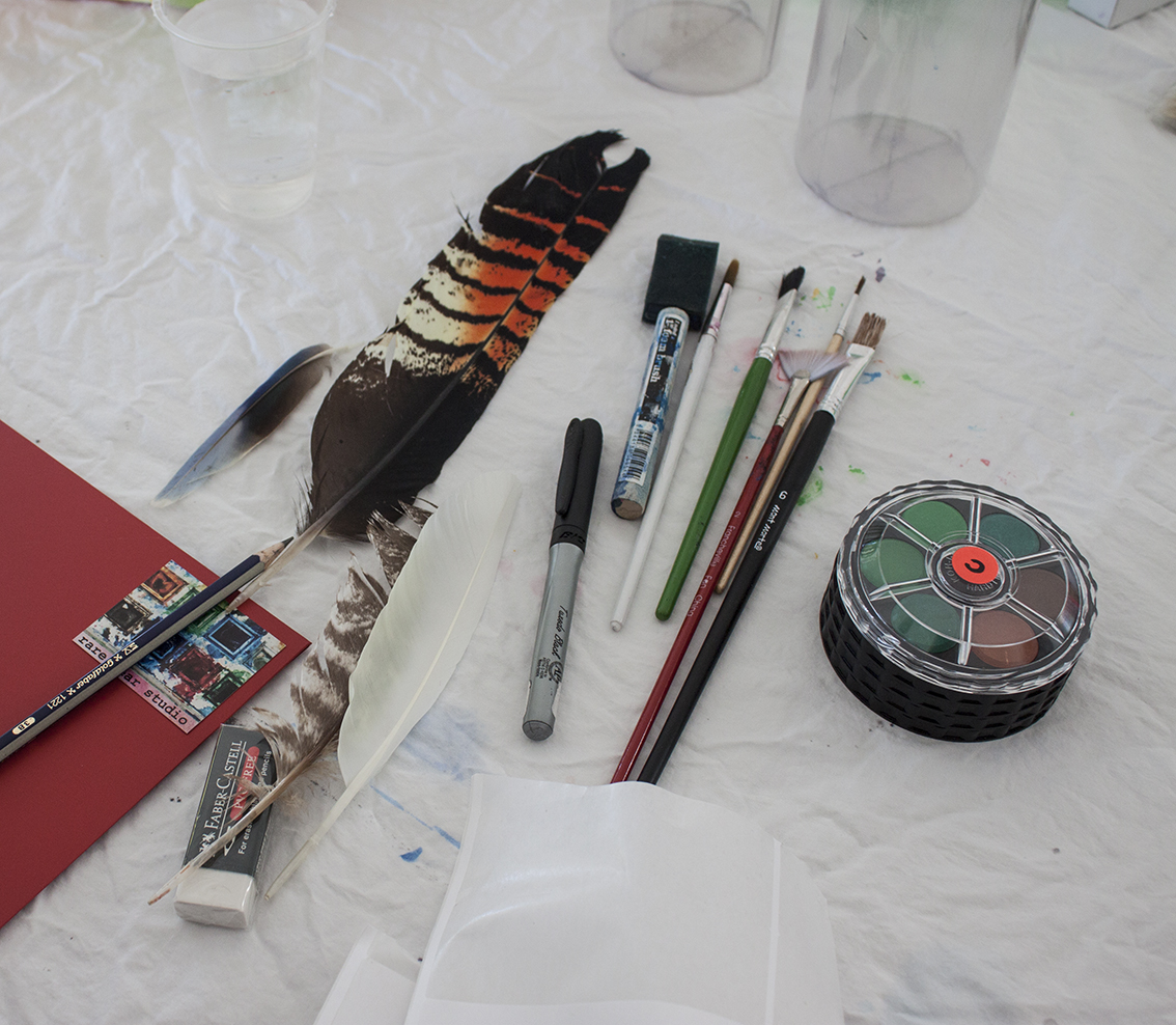 Watercolour Workshop with Shani Nottingham - The Corner Store Gallery