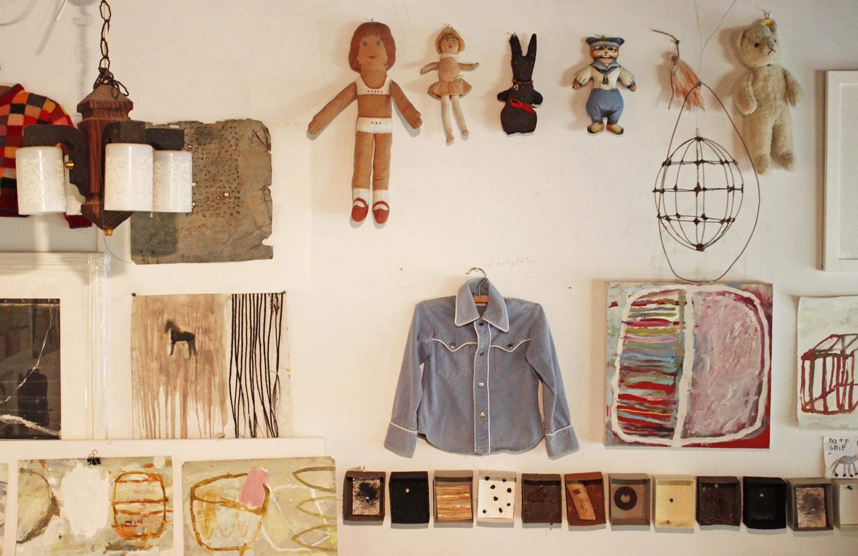 Australian artsits Jaq Davies - The Corner Store Gallery